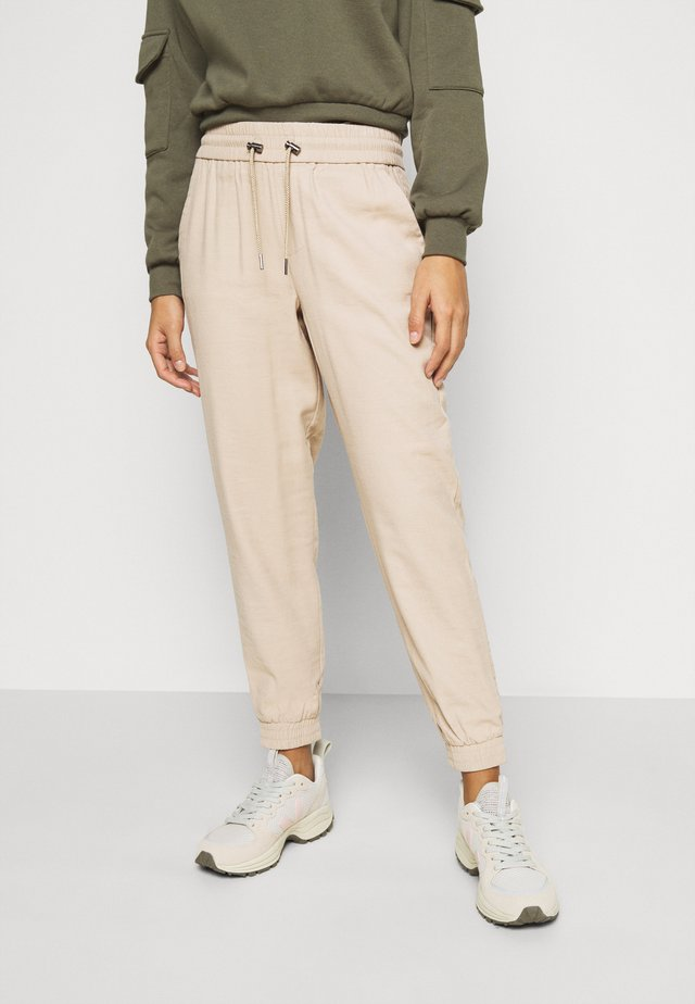 ONLKELDA EMERY  - Trousers - humus