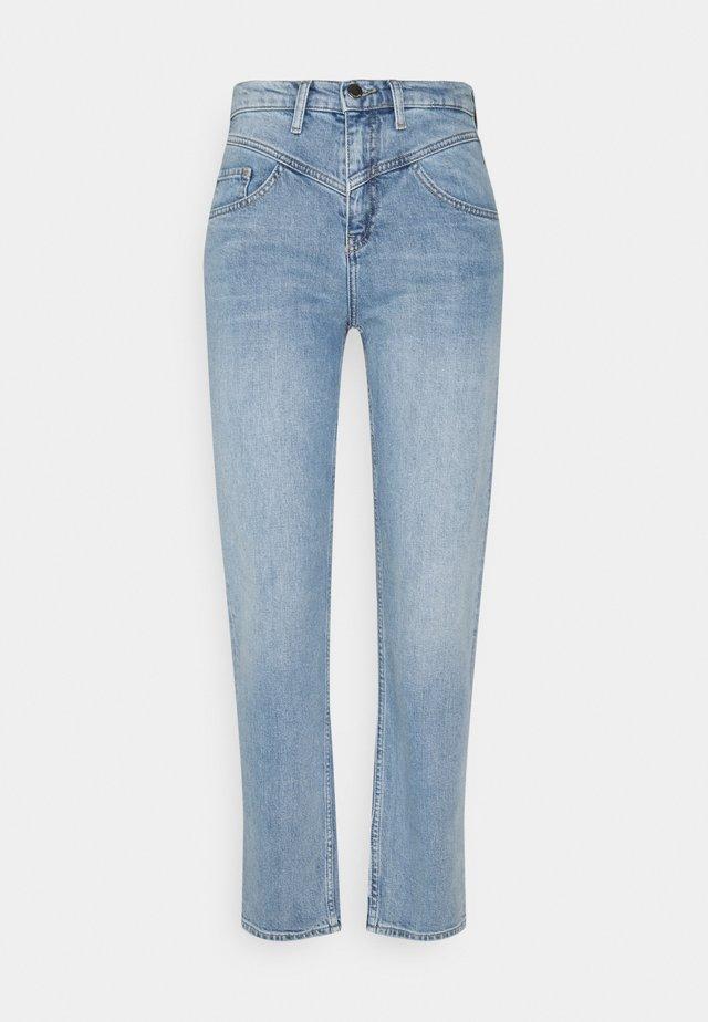 VINTAGE - Skinny džíny - denim blue