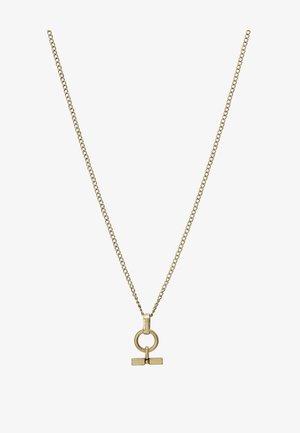 BAR DROP NECKLACE - Necklace - gold-coloured