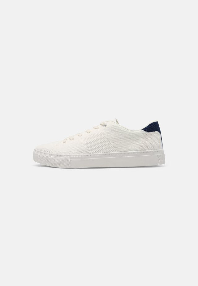 ROYALE - Sneakers basse - white/navy