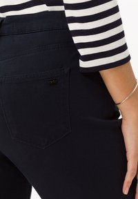 BRAX - STYLE MARY - Trousers - navy - 4