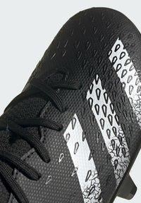 adidas Performance - PREDATOR - Moulded stud football boots - black - 6
