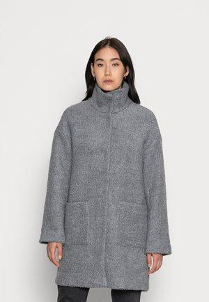 COAT NOVA - Krótki płaszcz - grey melange