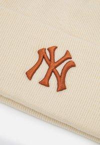 '47 - NEW YORK YANKEES HAYMAKER CUFF UNISEX - Beanie - natural - 2