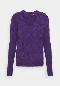 valley purple heather