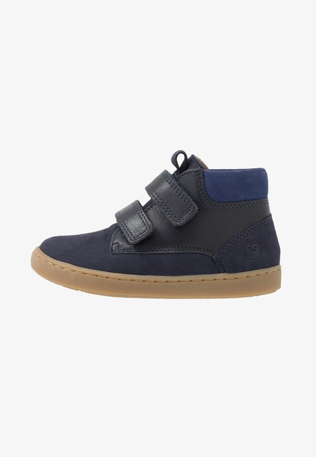 PLAY DESERT SCRATCH - High-top trainers - navy/blue