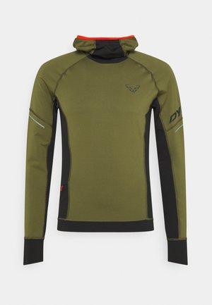 ALPINE TEE  - Bluzka z długim rękawem - winter moss
