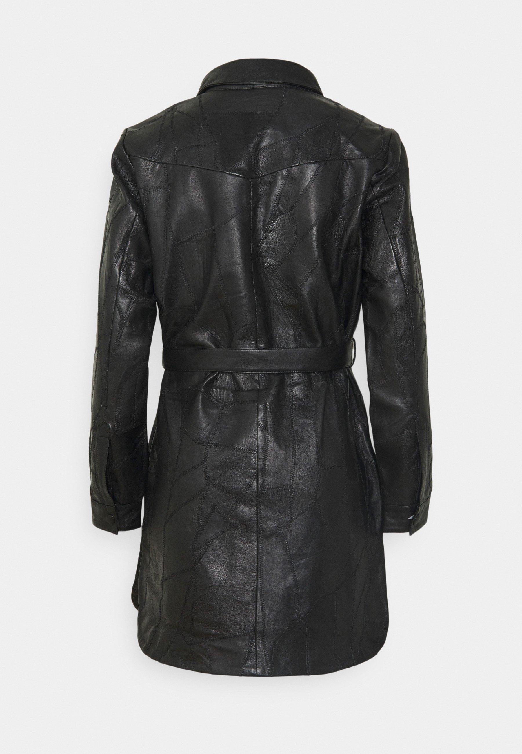 Women OBJLUXY - Short coat