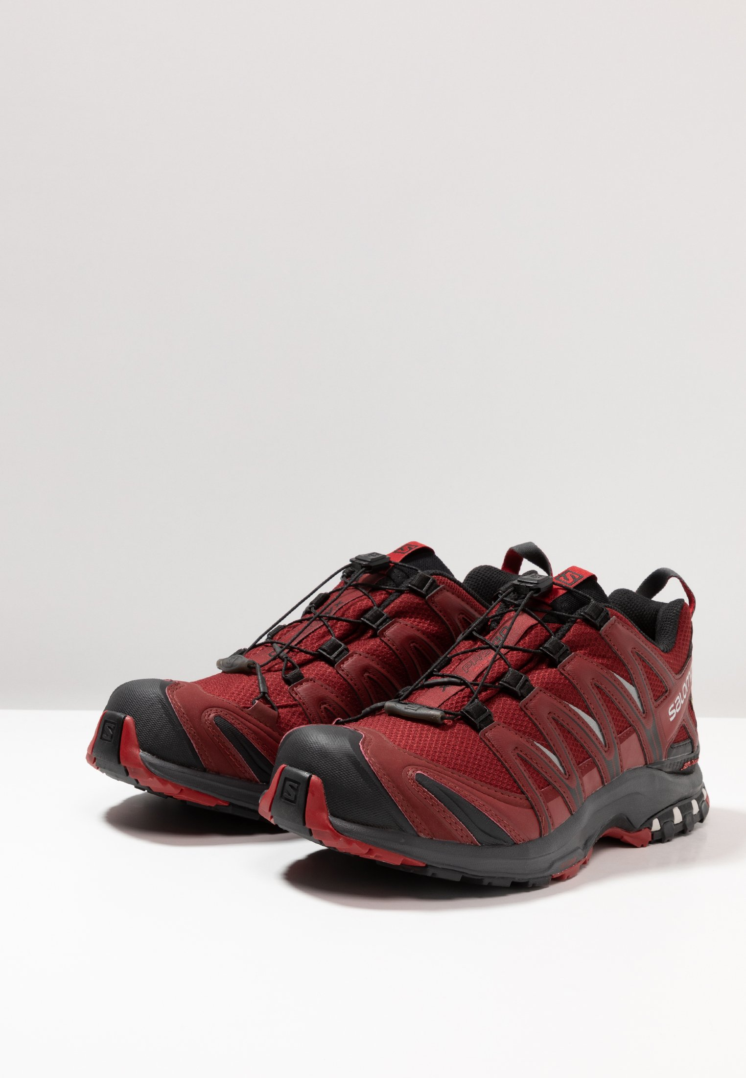 salomon xa pro 3d ultra 2 gtx red black sport