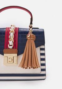 ALDO - GLENDAA - Handbag - nautical/gold-coloured - 4