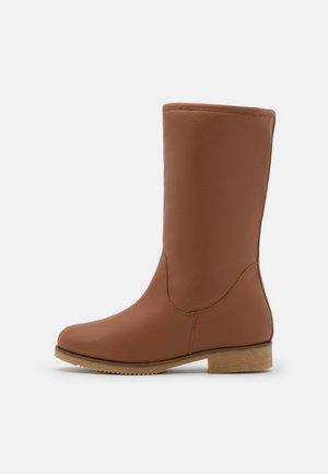 Winter boots - atenea tabacco