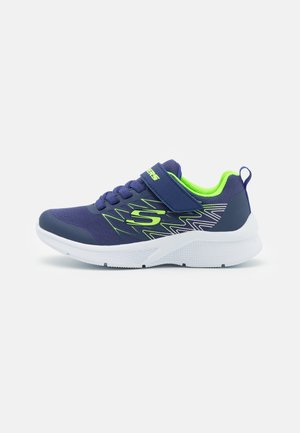 MICROSPEC - Trainers - navy/lime/silver