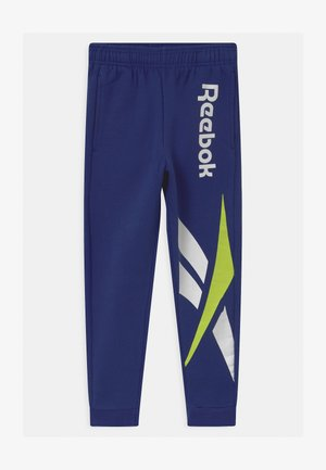 VECTOR PLACEMENT - Tracksuit bottoms - navy