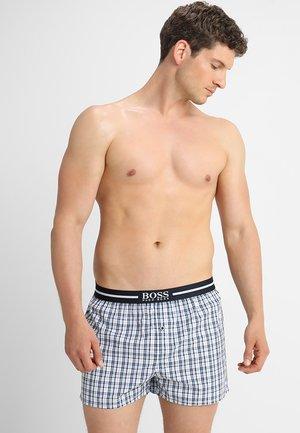 2 PACK - Boxer shorts - dark blue