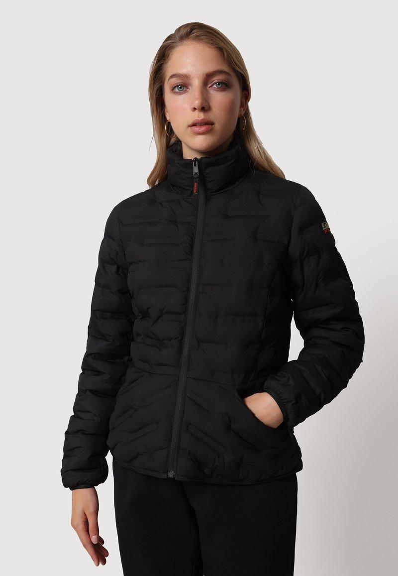 Napapijri - ALVAR - Light jacket - black