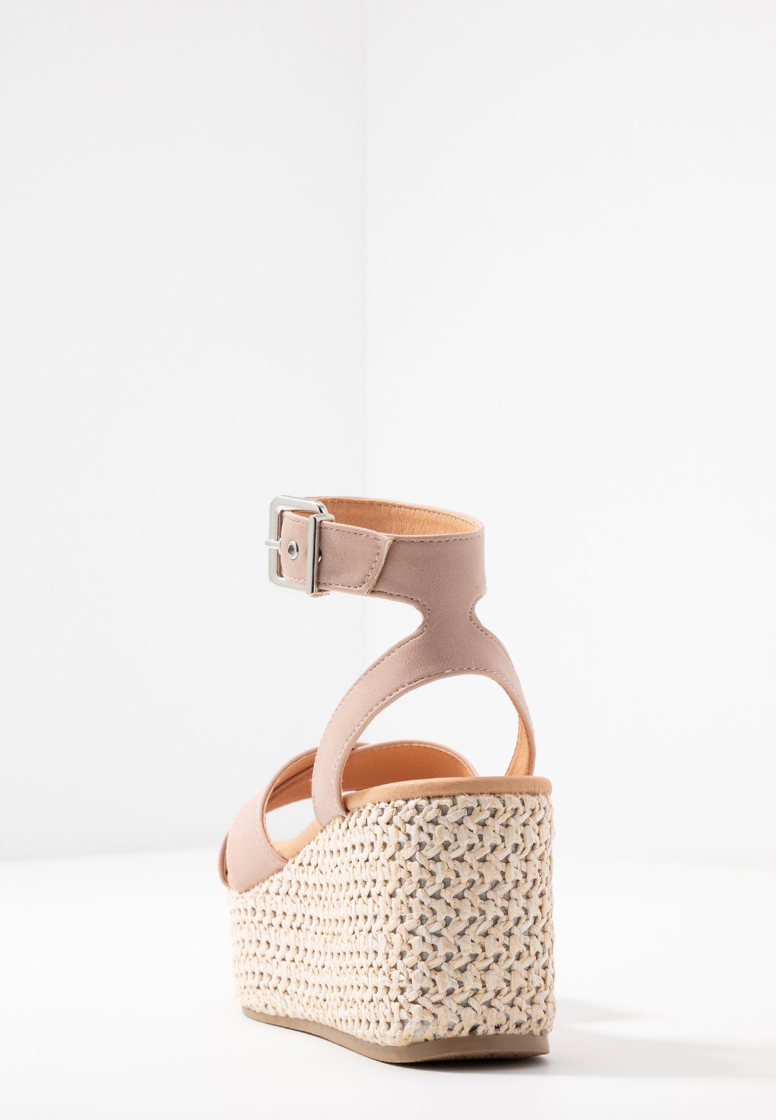 PASIONE Sandaletter oatmeal