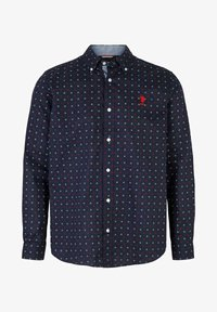 U.S. Polo Assn. - ARGENTO - Skjorta - all over printed - 2