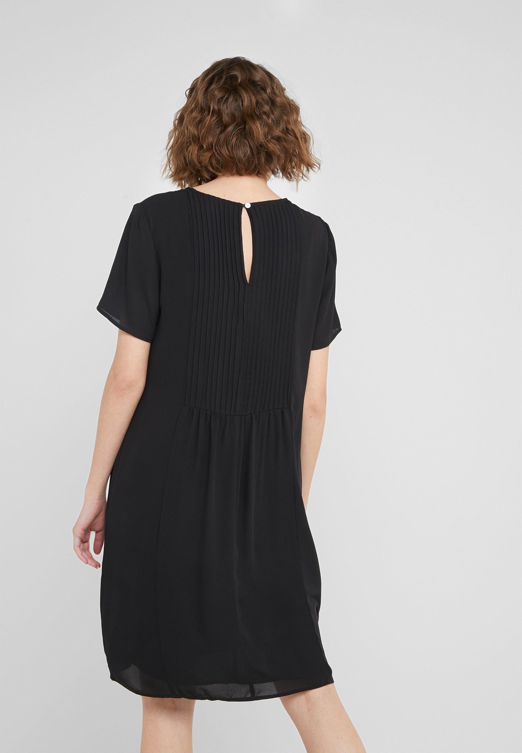 Bruuns Bazaar CAMILLA CECILIA DRESS Freizeitkleid black/schwarz