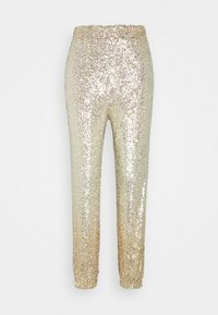 Pinko - ANNUNZIARE  - Trousers - gold - 1