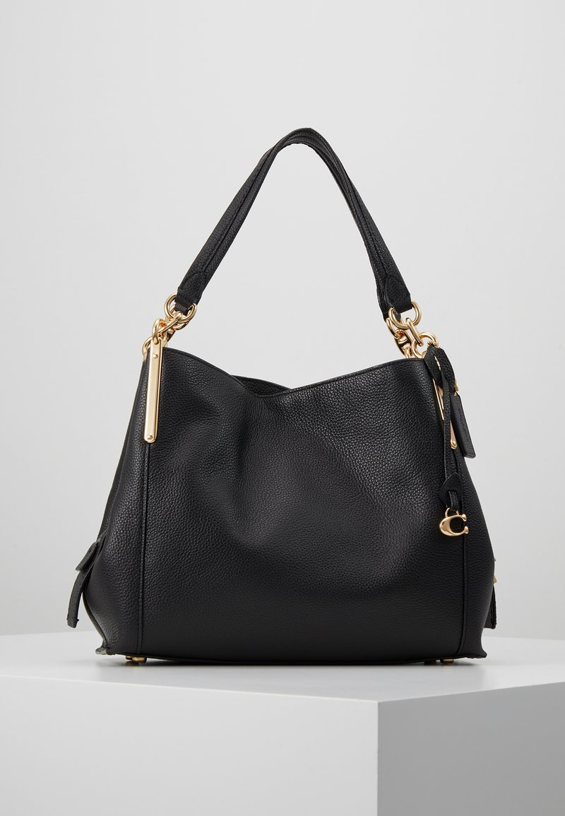 Coach - DALTON SHOULDER BAG - Håndveske - black