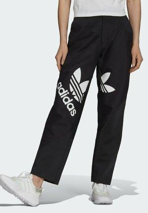 SUIT PANT - Trousers - black