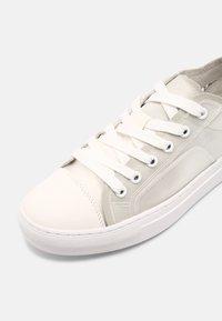 Steve Madden - CALLE - Trainers - white - 6