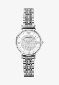 Emporio Armani - Klokke - silver-coloured - 1