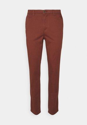 JJIMARCO JJBOWIE - Chino kalhoty - cinnamon