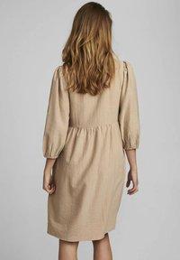 Nümph - NUBELLIS  - Day dress - tannin - 1