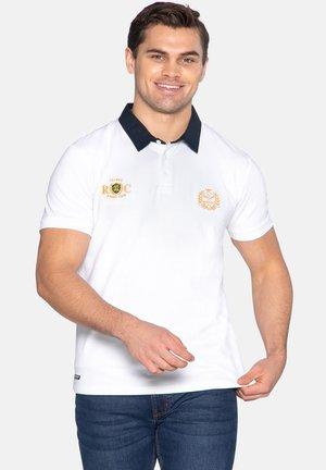 Koszulka polo - off white