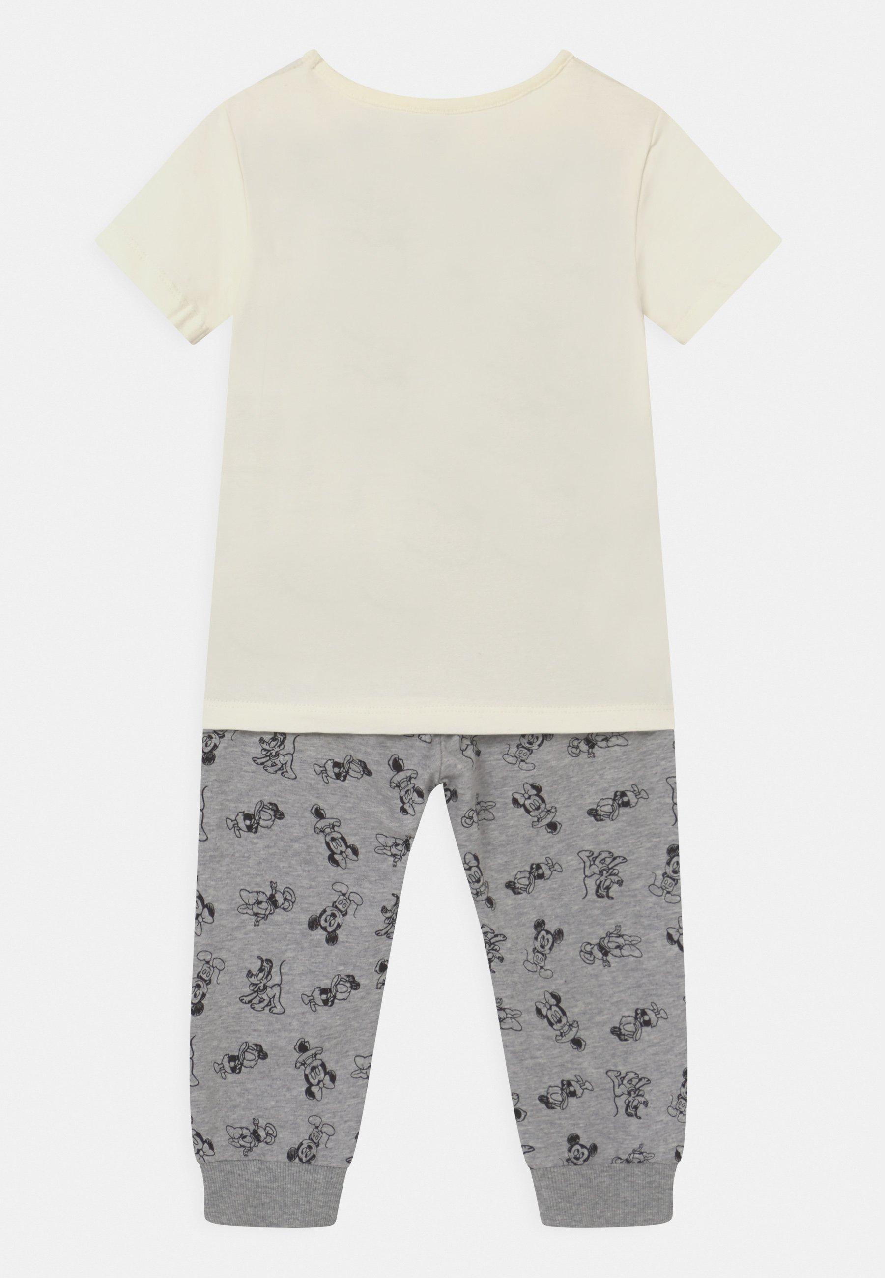 Kids NITMICKEY RENE SET UNISEX - Print T-shirt