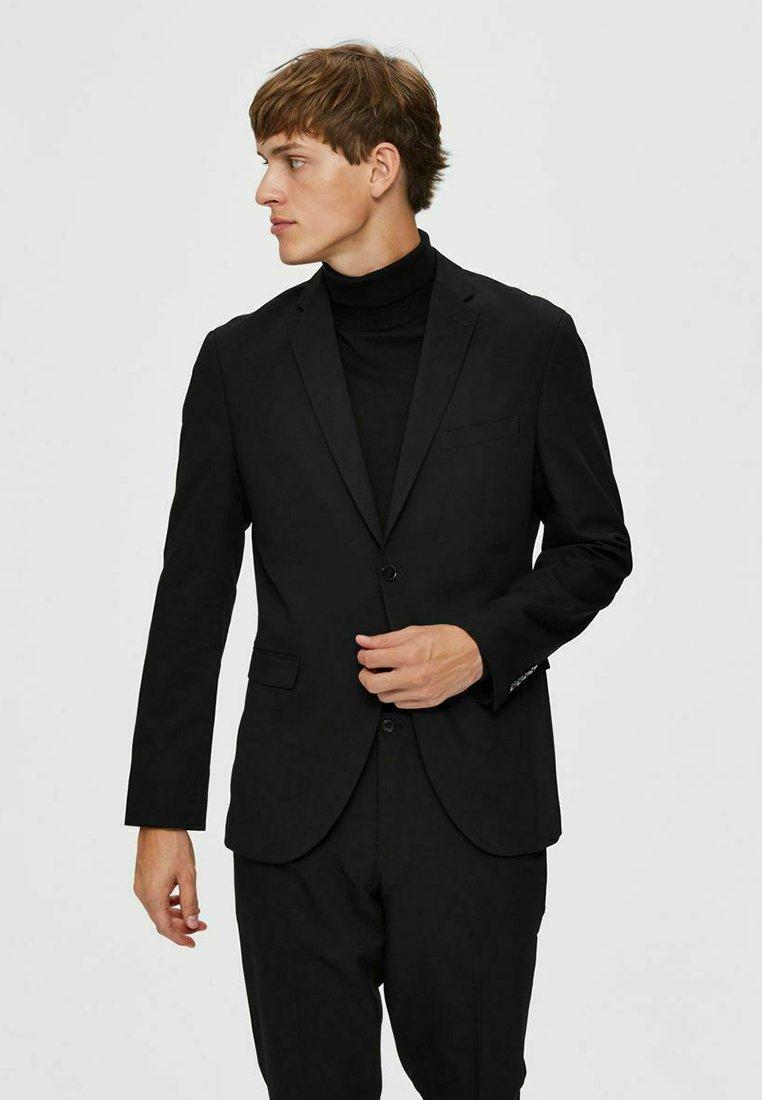 Selected Homme - Blazer jacket - black