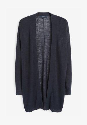 Neuletakki - dark blue