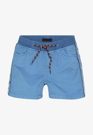 SMALL BOYS BERMUDA - Shorts - mediterranian blue