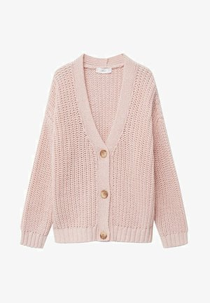 RISANI - Vest - rose pastel