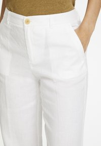 Part Two - BEGITTAPW - Trousers - bright white - 4