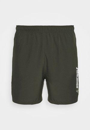 WARRIOR SHORTS - Sports shorts - olive
