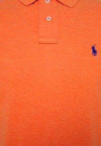 Polo Ralph Lauren - SHORT SLEEVE - Polo shirt - spring melon heather - 2