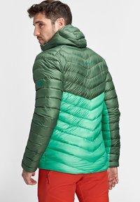 Mammut - BROAD PEAK  - Winter jacket - deep emerald-woods - 1