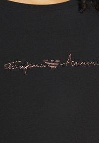 Emporio Armani - NIGHT DRESS - Nightie - nero - 5
