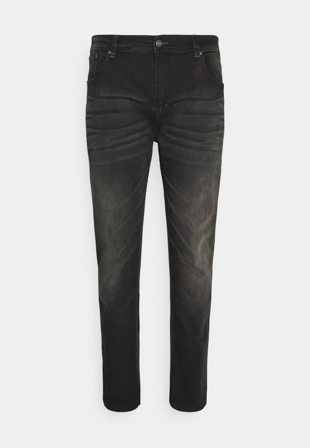 SUPERFLEX - Slim fit jeans - bleak grey