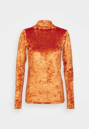 SITA - Long sleeved top - cinnamon