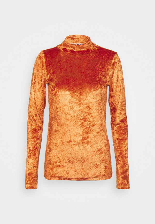 SITA - Long sleeved top - cinnamon