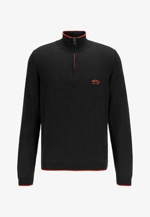 ZISTON - Sweatshirt - black