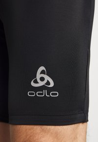 ODLO - TIGHTS SHORT SUSPENDERS ELEMENT - Tights - black - 10