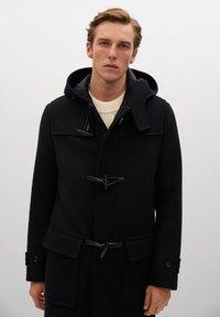 Mango - FARO - Short coat - zwart - 0