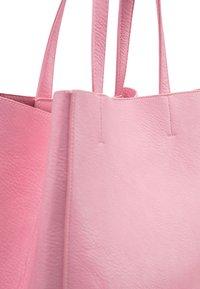 myMo - SHOPPER - Tote bag - pink - 4