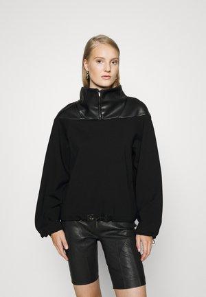 Long sleeved top - joris/black