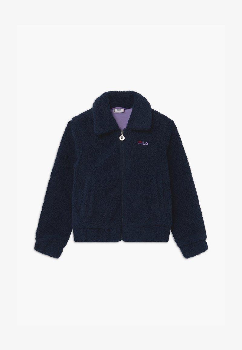 Fila - JIL SHERPA  - Winter jacket - dark blue