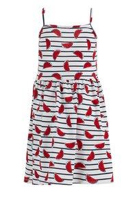 DeFacto - SUMMER - Jersey dress - ecru - 1